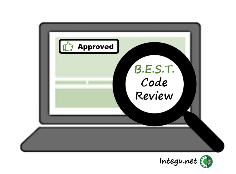 INTEGU - BEST-Code-Review-1