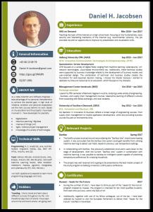 INTEGU - Software Development CV