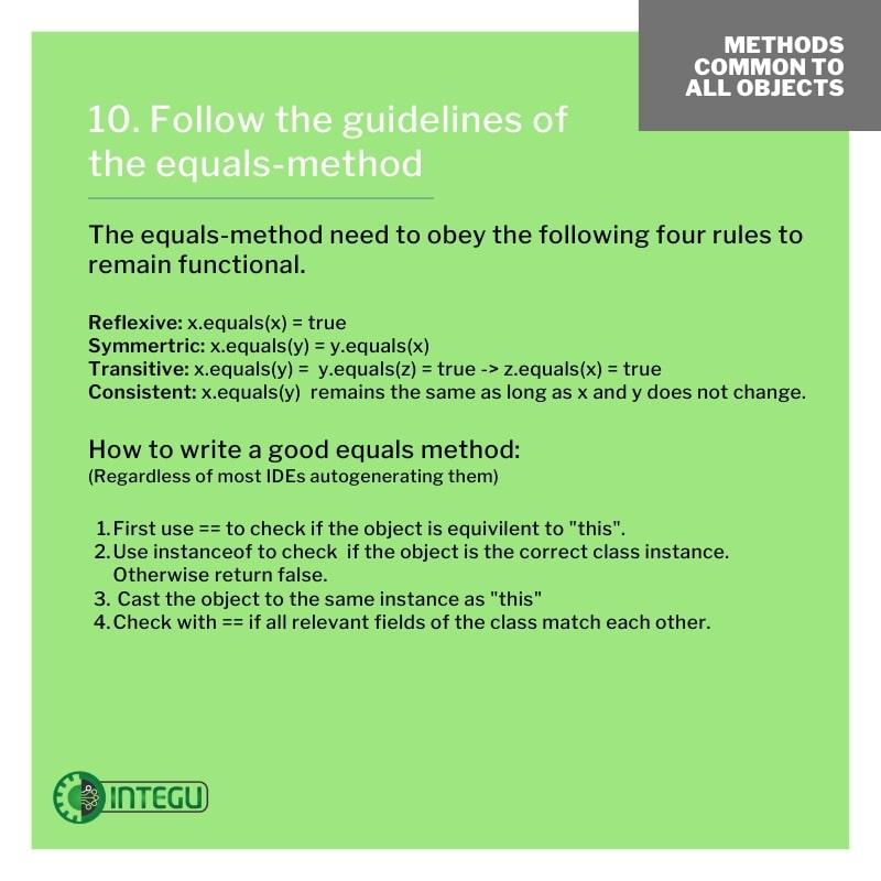 INTEGU-java-best-practices-10-guidelines-of-equals