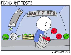 INTEGU - unit testing