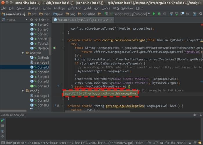 INTEGU - Static Code Analysis Example